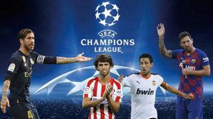 A las puertas de una nueva edición de la Champions League.