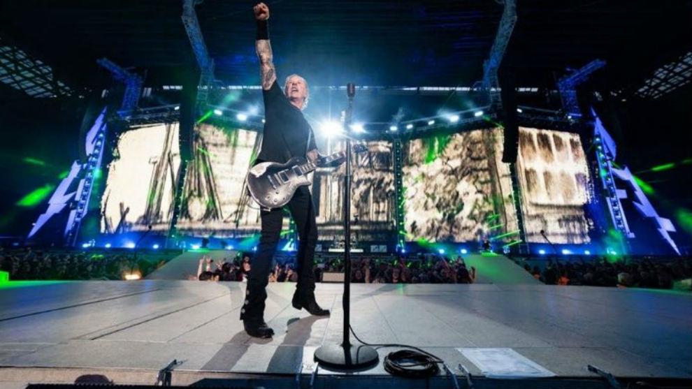 Metallica arrasa en la preventa de entradas para su show en Argentina