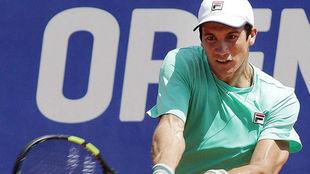 Facundo Bagnis, eliminado del qualy del US Open en segunda ronda.
