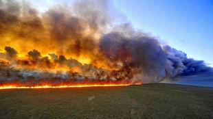 Secretario de la ONU muestra su preocupación por incendios en el...