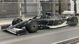La F1 muestra los coches para 2021
