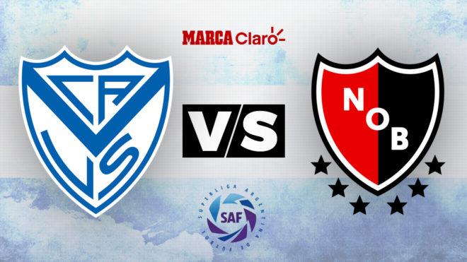 Con el regreso de Gago, Vélez venció a Newell's