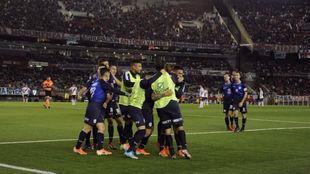 Talleres ganó por tercera vez en su historia en el Monumental