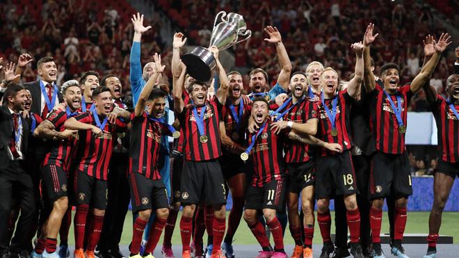 Resultado de imagen para us open cup atlanta united