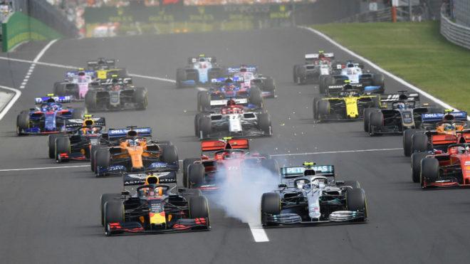 Marzo 2020 Calendario Argentina.Un Calendario Record De F1 Con 22 Carreras Para 2020 Marca