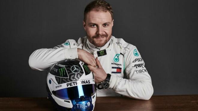 Oficial: Bottas seguirá en Mercedes en 2020
