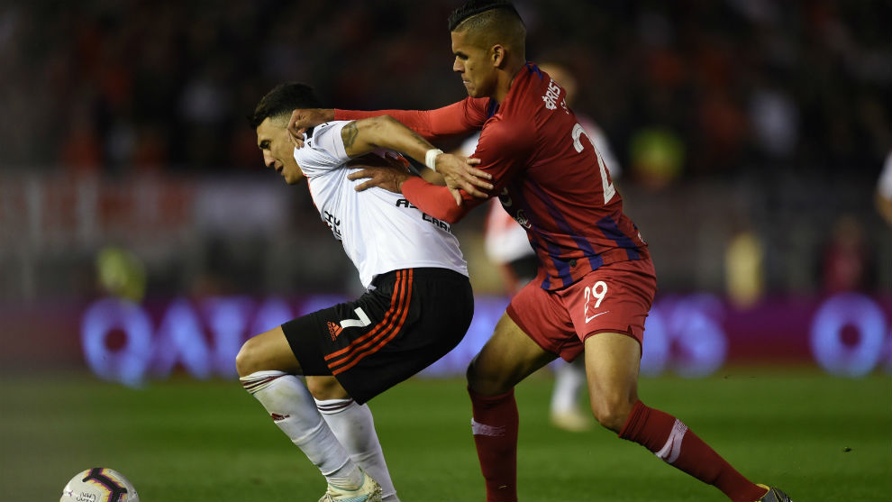 Cerro Porteño vs River, en directo, minuto a minuto