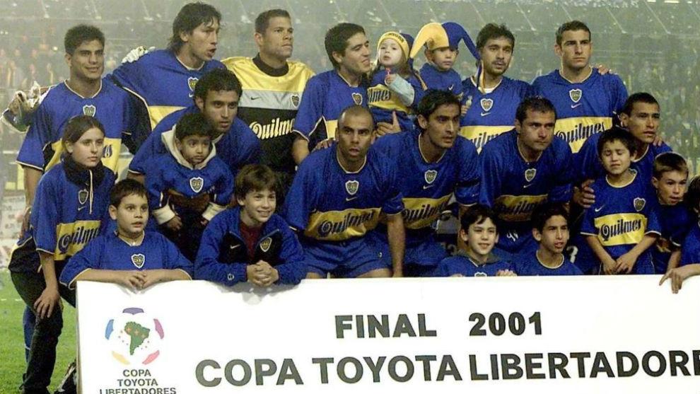 Boca, el único bicampeón del nuevo milenio