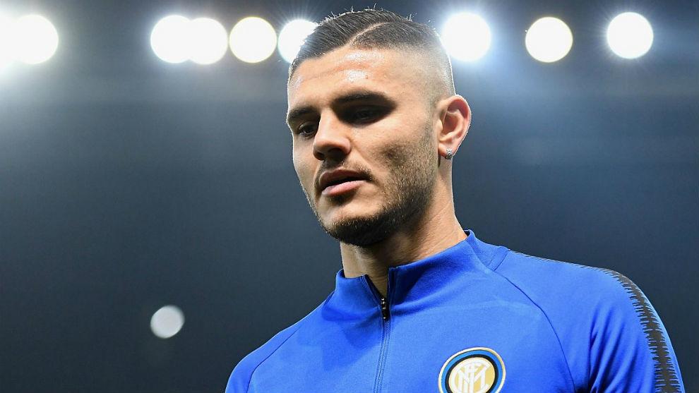 Mauro Icardi denunció al Inter de Milán