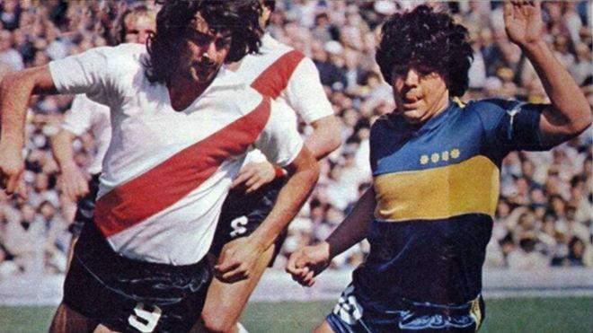 Historial Boca vs River