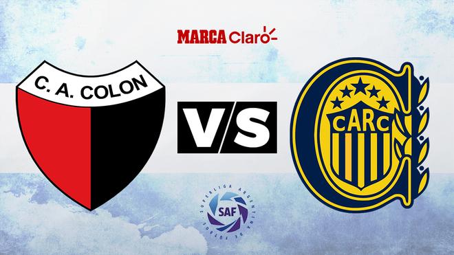 Colón vs Rosario Central: Horario y dónde ver por TV online por la...