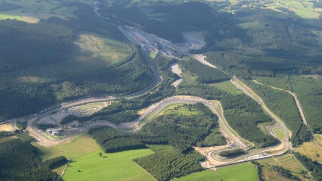Circuito de Spa - GP de Bélgica