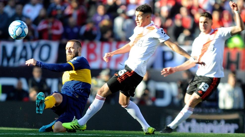 River vs Boca, en directo, minuto a minuto