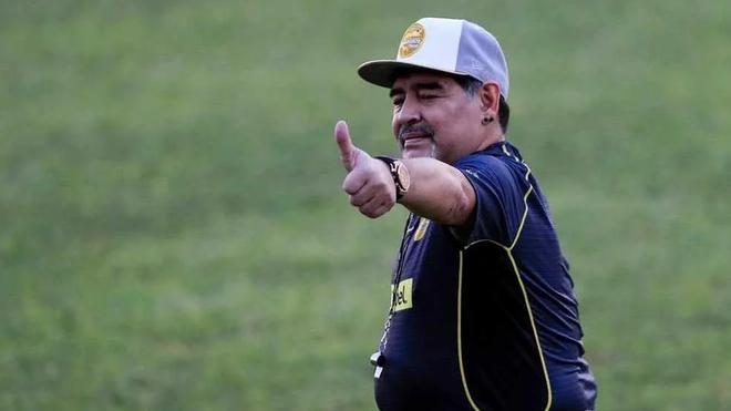 Diego Maradona habló del interés de Gimnasia