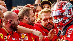 Ferrari echa el resto para ganar en casa