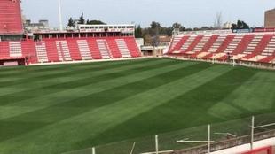 El Estadio 15 de Abril de Santa Fe