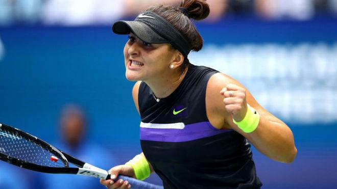 Andreescu se queda con la gloria de Serena y levanta el título del US...