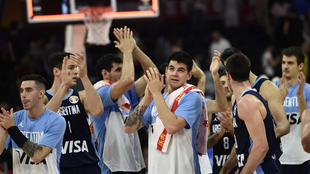 Argentina clasifica a los Juegos Olímpicos de Tokyo 2020