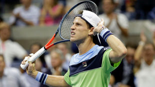 Diego Schwartzman, el mejor argentino en el ranking ATP