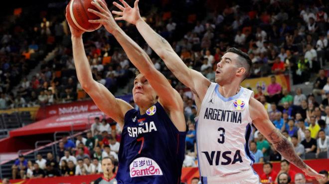 Argentina vs Serbia, en vivo los cuartos de final del Mundial de...