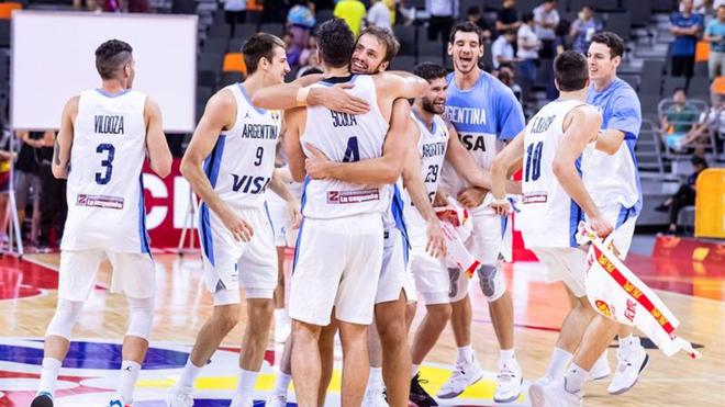 ¡Hazaña de Argentina ante Serbia y pase a semifinales!