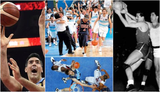 Argentina vuelve a anotar su nombre en semifinales