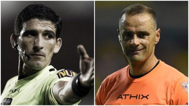 Merlos y Abal, protagonistas de la sexta fecha de Superliga.