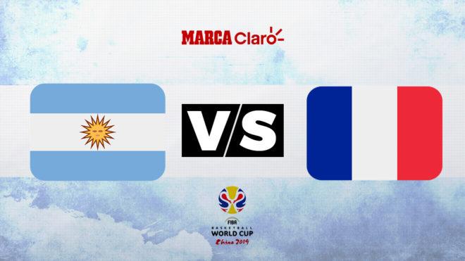 Argentina vs Francia: Horario y dónde ver en TV online la semifinal