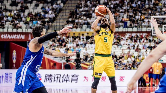 Australia se metió en la definición del Mundial en China.
