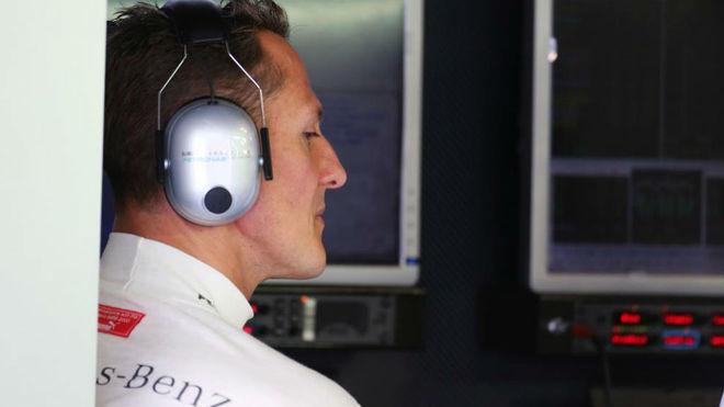 El motivo por el que Michael Schumacher se trata con células madre