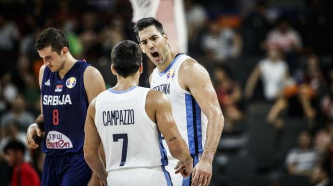 Campazzo y Scola, seleccionados para ser el MVP