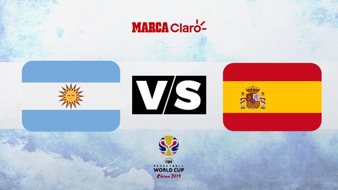 Argentina vs España: Horario y dónde ver en TV online la final del...