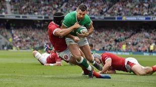 Irlanda cuenta con el favoritismo en los papeles.