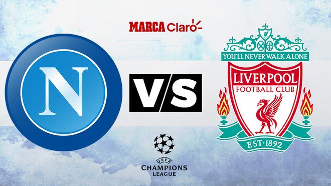 Napoli Vs Liverpool Horario Y D U00f3nde Ver En TV Online El