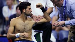 """Djokovic pone en duda su presencia en Asia: """"No sé cuándo..."""