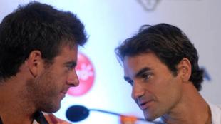 Del Potro vs Federer en Argentina : fecha, entradas y todo lo que...