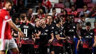 Benfica cae como local en el inicio de la Champions.