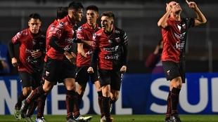 Colón se medirá ante Atlético Mineiro en la serie de semis de la...