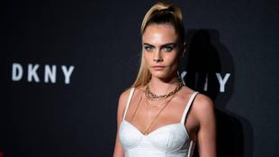 Cara Delevingne confiesa que también fue víctima de Harvey Weinstein