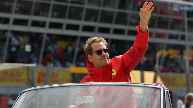 Vettel pide un esfuerzo extra a Ferrari