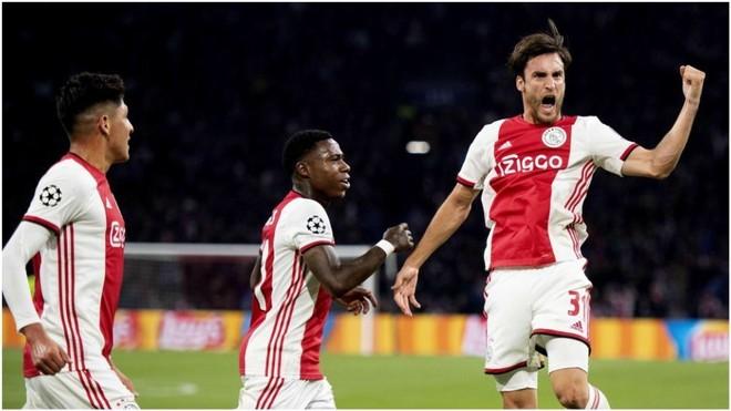 Tagliafico, el goleador 'encubierto' del Ajax