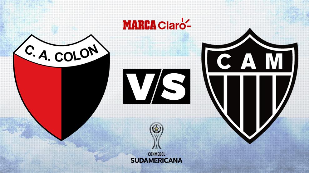 Colón buscará ante Atlético Mineiro dar el primer paso hacia la final