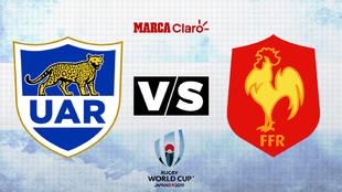 Los Pumas vs Francia: Horario y dónde ver por TV
