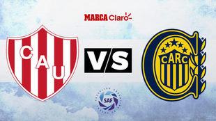 Unión vs Rosario Central: horario y dónde ver en TV