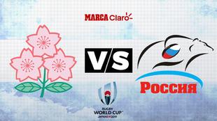 Japón vs Rusia: Horario y dónde ver por TV