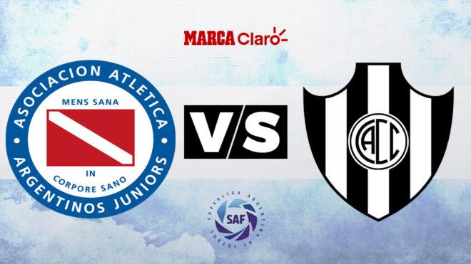 Argentinos vs Central Córdoba: horario y dónde ver