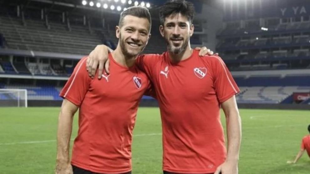 Nico Domingo y Pablo Pérez