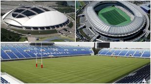 Las 12 sedes del Mundial de Japón 2019