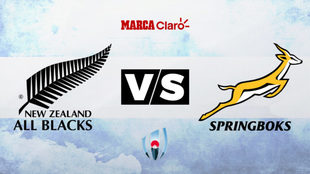All Blacks vs Springboks: horario y dónde ver