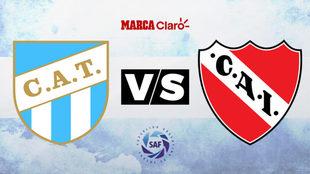 Atlético Tucumán vs Independiente: horario y dónde ver